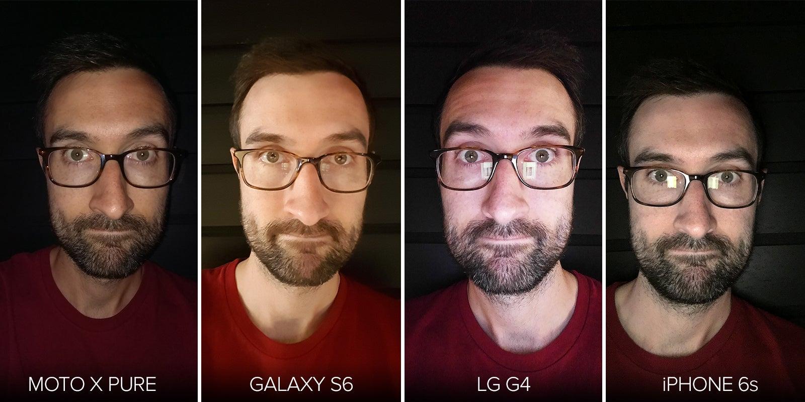 Как фронтальную камеру сделать лучше