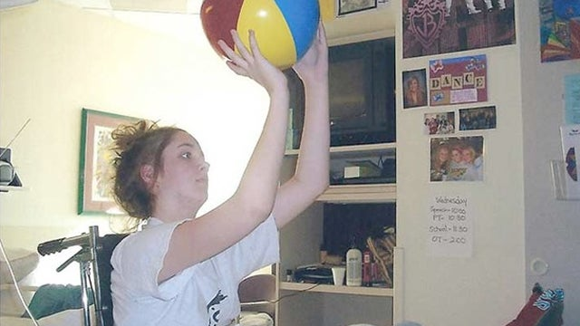 Teenage Girl Continues to Shoot Hoops While In a Coma