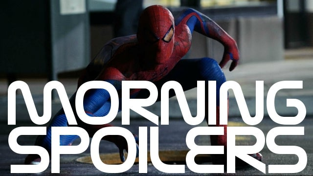 Amazing Spider-Man producer reveals why the Lizard was the only possible villain. Plus a Totally Insane Doctor Who Rumor!
