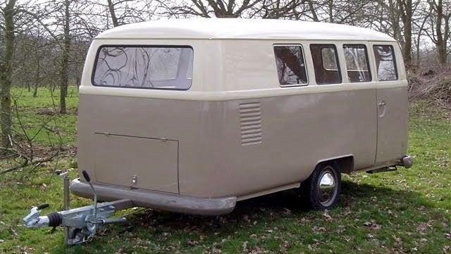 Perfect Volkswagen Campers