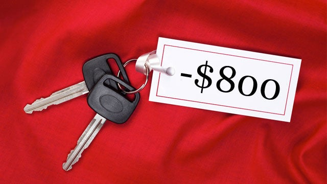 Save Hundreds on a New Car in Two Haggle-Free Steps