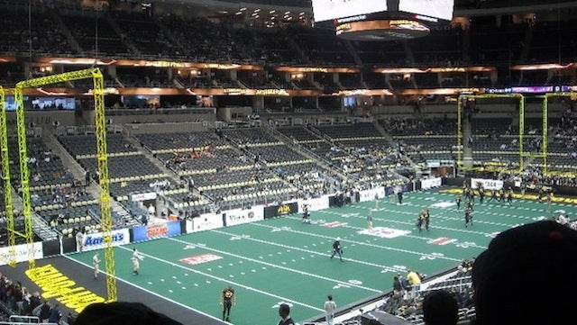 Pittsburgh Arena Football Team Released Its Entire Roster During Pre-Game Meal; Left Players In Orlando