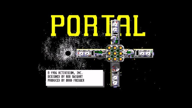 Portal was First Released in 1986, and was an Activision Adventure Game