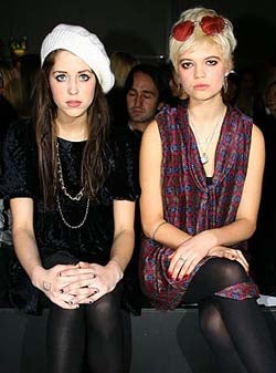 Bob Geldof's Non Drug-Abusing Daughter May Or May Not Get A Fashion Line