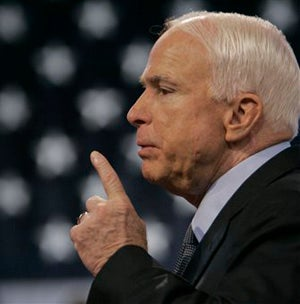 One Of John McCain's Birds Of Prey Falls Prey To Hopeless Dreams