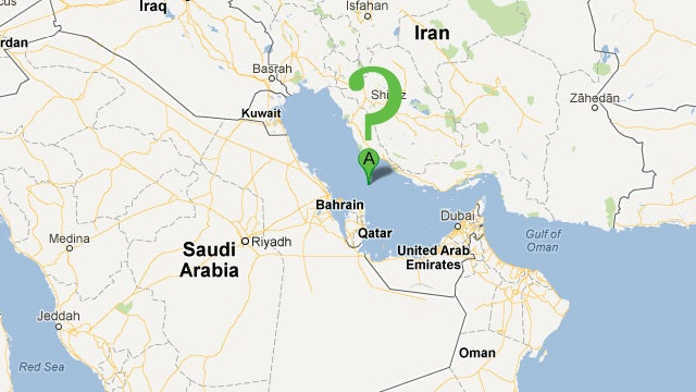 Iran Is Frustrated by Google Maps Too, Threatens to Sue