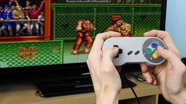 The Perfect Wii Accessory For When You Miss Your SNES
