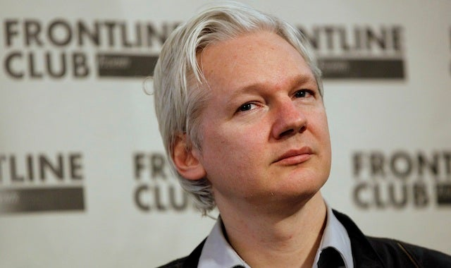 Tomorrow Is Julian Assange's Day of Reckoning In Swedish Sex Crimes Case