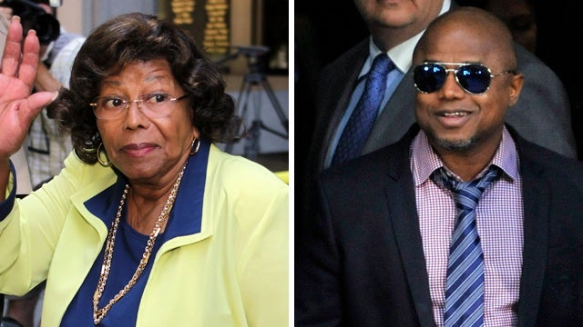 Katherine Jackson Was Tricked Into Going to Arizona; Randy Says The Estate is Trying to Kill Her