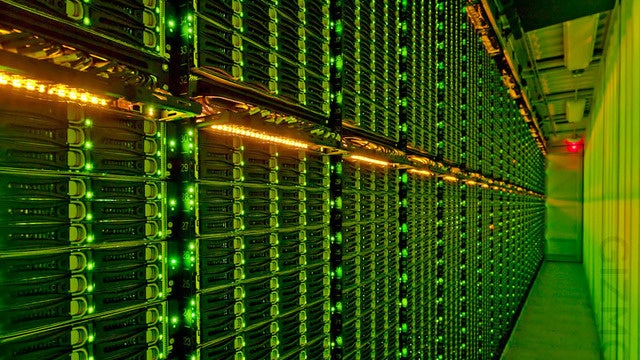 Data Centers Waste a Ridiculously Massive Amount of Energy