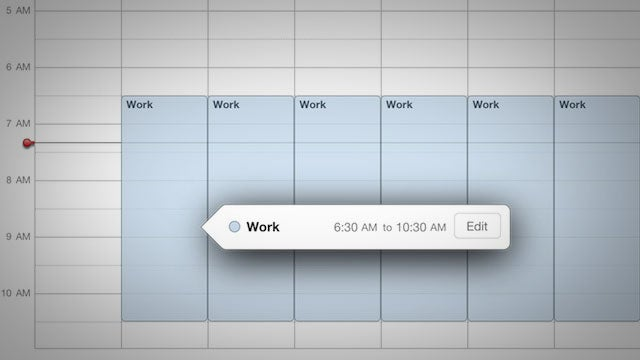 "Break Your Workday Into Four-Hour ""Work Flows"""