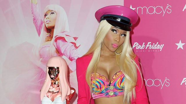 The Nicki Minaj-Mariah Carey Beef Is Officially Too Good to Be True