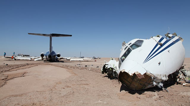 What Can We Learn From Crashing a Plane on Purpose?