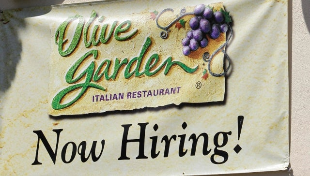 Olive Garden Red Lobster Scale Back Employee Work Hours