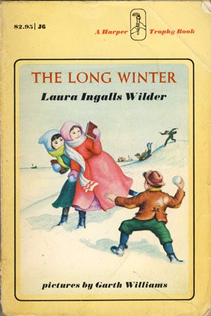 The Long Winter: Cold Comfort; Or, In Which I Don't Even Try To Fight The Metaphor