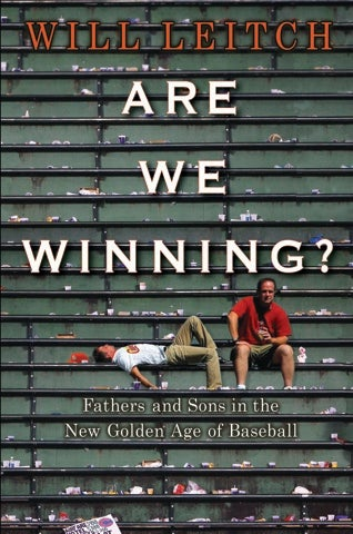 Preview Are We Winning? by Will Leitch