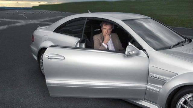 Jeremy Clarkson's Cherished Mercedes AMG Black Won't Start And He's Bitching About It On Twitter