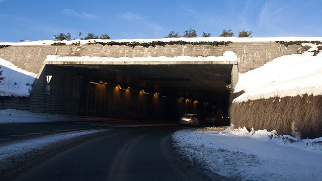 The World's Most Impressive Tunnels