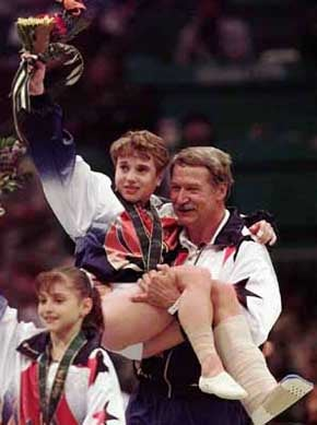 Former National Champion Says Girls Gymnastics Is Not All It's Chalked Up To Be