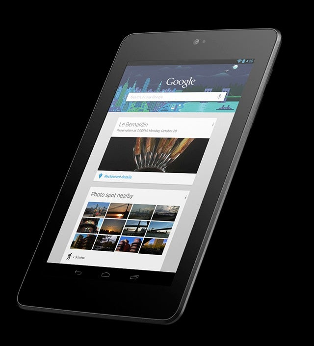 Five Best Android Tablets