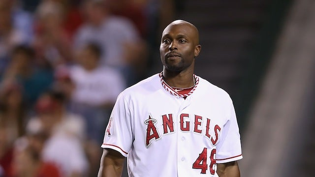 Torii Hunter Seems A Little Bitter About That Josh Hamilton Contract