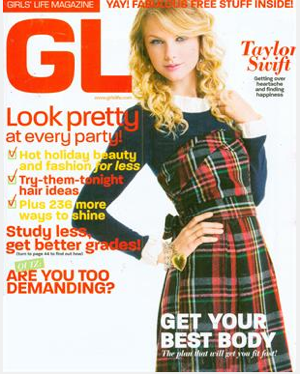 Girl's Life Magazine: Repeat Body Image Offenders
