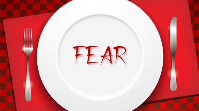 Why You Should Think of Fear the Way You Do Lunch