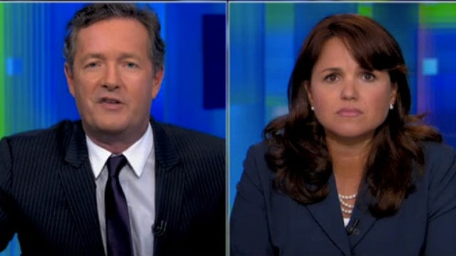 Christine O'Donnell Walks Out Of Piers Morgan Interview