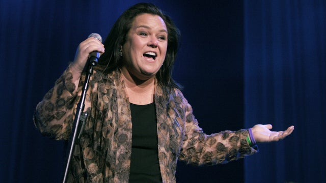 Rosie O'Donnell Totes Understands Where Chris Brown Is Coming From