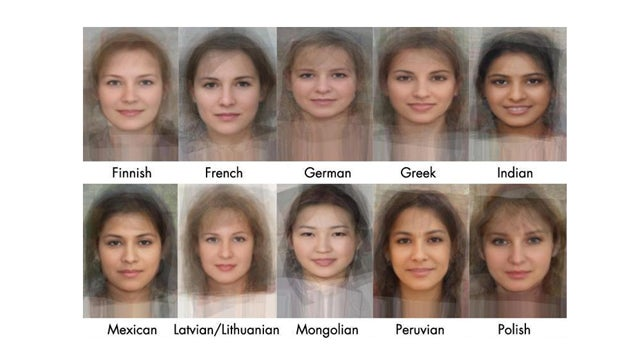 Different Asian Faces 56