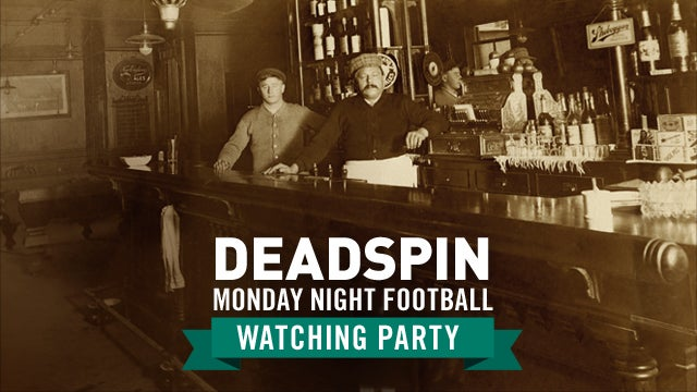 Come Watch Football With Us Monday Night Before Mike Vick's Nude Prison Photo Scandal Ruins Everything