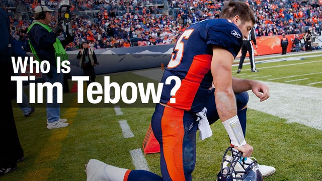The Non Sports Fan's Guide to Tim Tebow