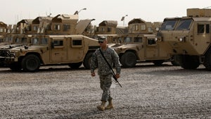 U.S. Reportedly Ditching Iraq Entirely in January