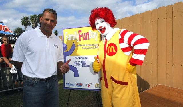 McDonald's Chief Defends Creepy Mascot
