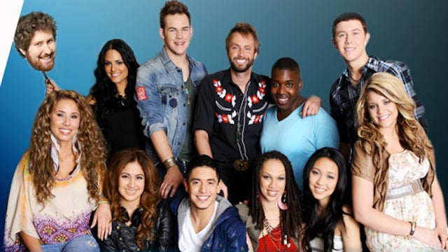 Live: American Idol's Top 12 Perform