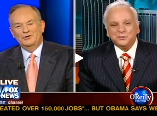 Bill O'Reilly Wonders Why Gay New York Times Reporter Acts So Gay