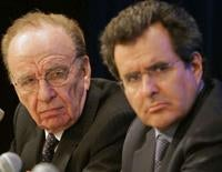 Chernin Out at News Corp., But Which Murdoch Kid Is In?