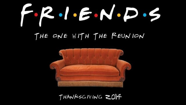Crazy Rumor of the Day: NBC Confirms Brand New Season of Friends