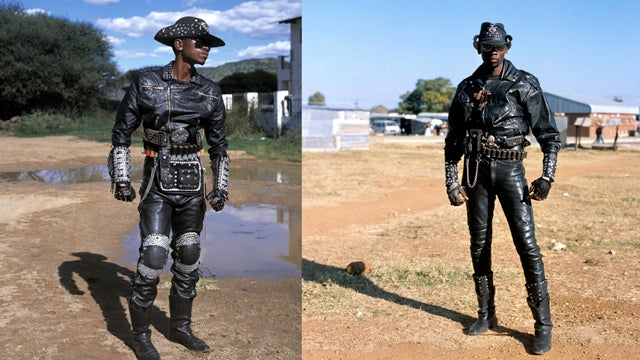 Botswana's metal fans are perfecting the Thunderdome chic