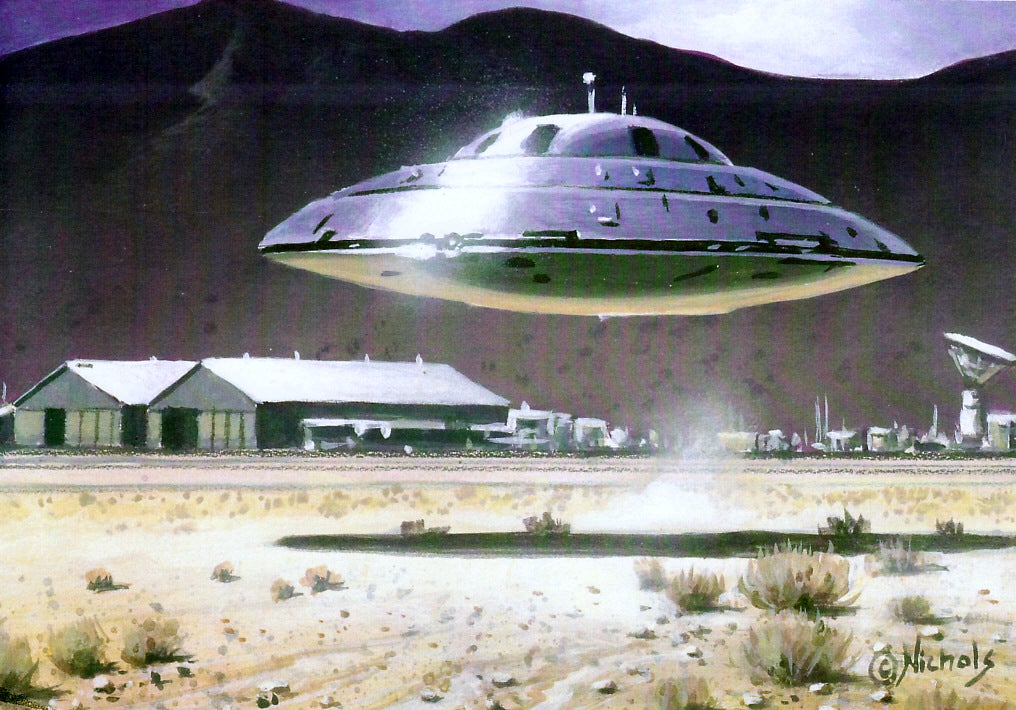 Six Of The Most Widely-Believed Alien Conspiracy Theories