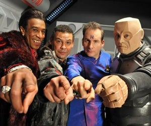 Red Dwarf Back Again?