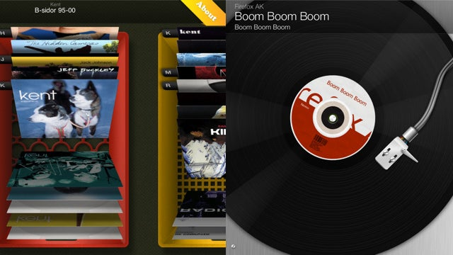 VinylLove for iPad Re-Creates That Warm Vinyl Record Sound for Your MP3s
