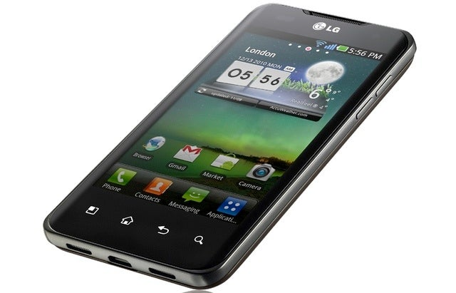 LG Optimus 2X: The First Dual-Core Smartphone