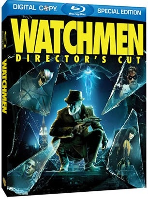 Zack Snyder to Host Watchmen Screening Over BD Live