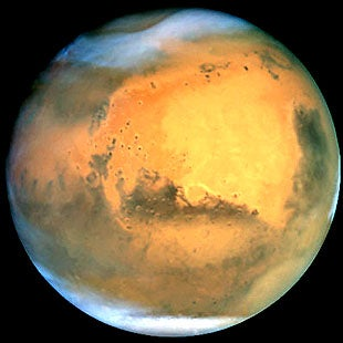 Say it Ain't So: Mars' Ancient Seas Were Dead?
