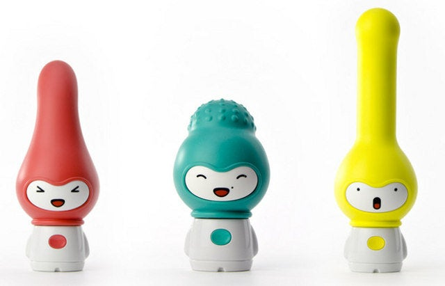 Cutesy Vibrators Rub Us the Wrong Way
