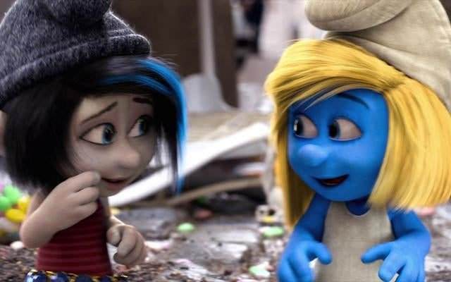 Smurfs 2: The Last Seduction of Smurfette