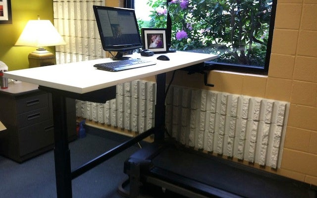 Clever Ways to Get Some Exercise at the Office (or Any Small Space)