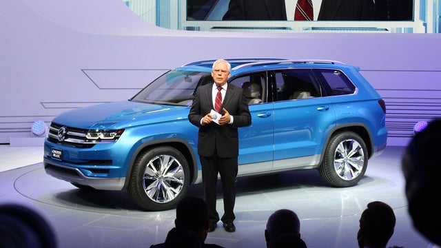 Volkswagen Is Going To Turbocharge Everything They Make