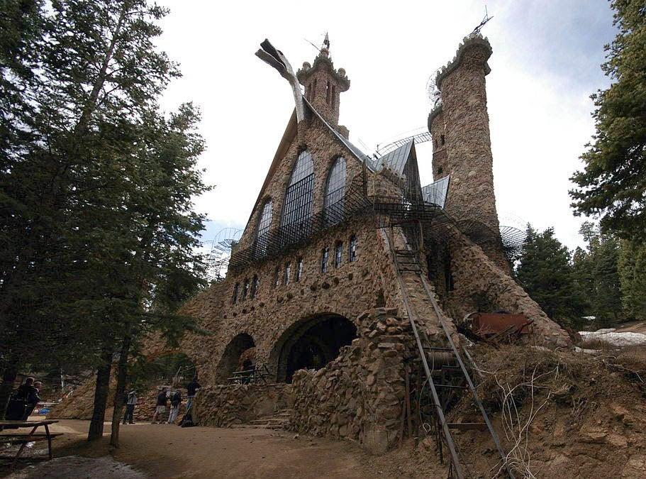 Diez castillos construidos por una sola persona 1946usm9usa5ujpg